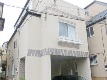 川口市 T様邸 外壁リフォーム事例