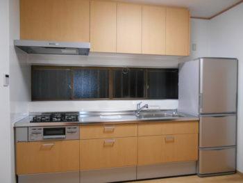 川口市前川 I 様邸 「キッチンを明るくしたい」 キッチンリフォーム事例