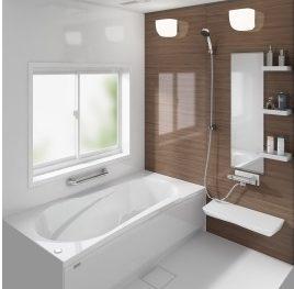 タカラスタンダード<br>リラクシア浴室暖房標準装備