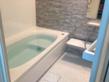 東京都北区志茂 浴室リフォーム