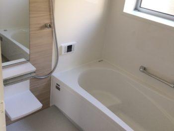 川口市末広 N様邸 浴室リフォーム事例 「浴室暖房のある浴室に・・・」